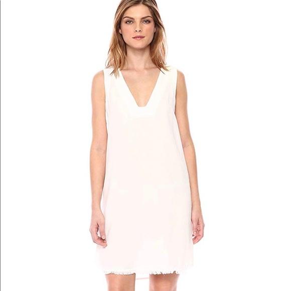 Splendid Dresses & Skirts - Splendid White V-Neck Tunic Dress NWT Size Medium
